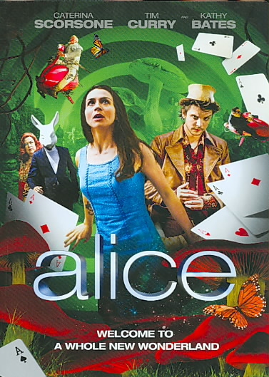 ALICE BY BATES,KATHY (DVD)