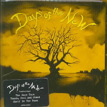 DAYS OF THE NEW BY DAYS OF THE NEW (CD)