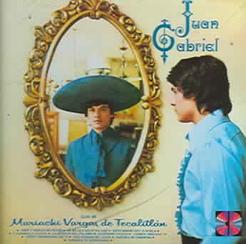 CON EL MARIACHI VARGAS DE TECALITLAN BY GABRIEL,JUAN (CD)