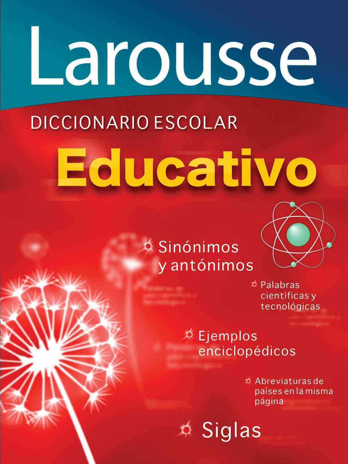 Diccionario Escolar Educativo / Educational School Dictionary By Larousse Mexico (COR)/ Alboukrek, Aaron (EDT)